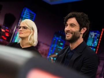 Javier Rey desvela en 'El Hormiguero 3.0' los efectos secundarios de haber rodado 'Fariña'