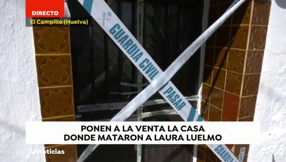 La familia Montoya vende por 6.000 euros la casa en la que se asesinó a Laura Luelmo
