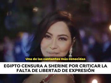 """Egipto """"ilegaliza"""" los conciertos de Sherine Abdelwahab por criticar la falta de libertad de expresión"""