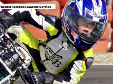 Muere el piloto gaditano Marcos Garrido a los 14 años tras sufrir un accidente en el Circuito de Jerez-Ángel Nieto