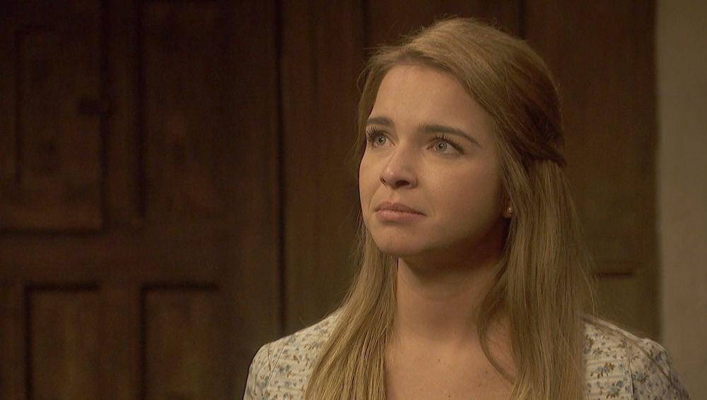 La locura se apodera de Antolina por la ausencia de Isaac