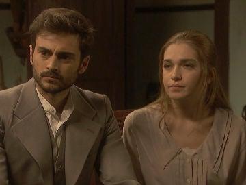 La estrategia de Julieta y Saúl para confesar el autor del asesinato