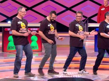 'Los Ñáñaros' inventan el baile perfecto para cualquier canción