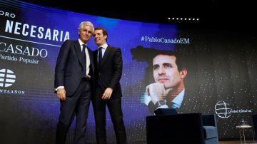 Suárez Illana con Pablo Casado