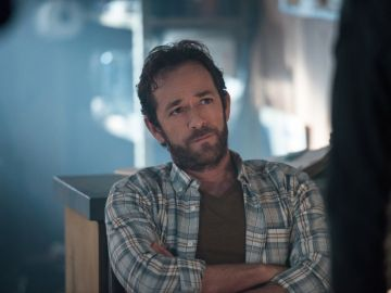 Luke Perry en 'Riverdale'