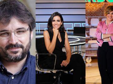 'Salvados', 'El Objetivo' y 'Liarla Pardo'