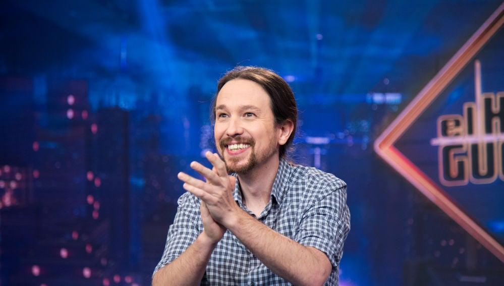 Disfruta de la entrevista al completo de Pablo Iglesias en 'El Hormiguero 3.0'