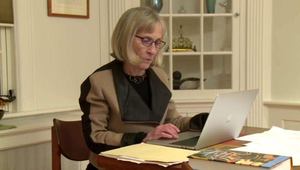 Claudia Goldin, pionera en el análisis económico de la brecha de género, premiada por la Fundación BBVA