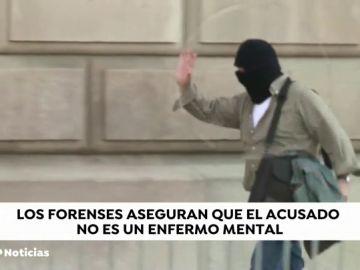 Benítez, el profesor acusado de abusos, es un hombre narcisista y sádico según los expertos