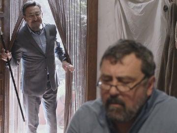 """Epi, sorprendido por la visita de Benito y por su vida de marqués: """"¿Te has pasado al lado oscuro?"""""""