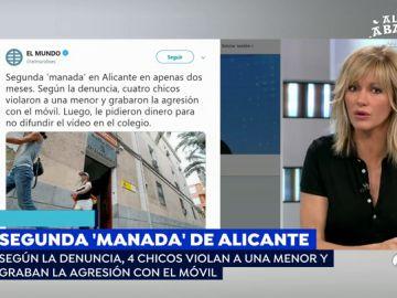 Detenida nueva manada de Alicante