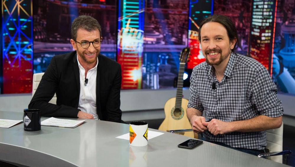 """Pablo Iglesias, sobre el cartel de su vuelta: """"Fue una cagada cósmica"""""""