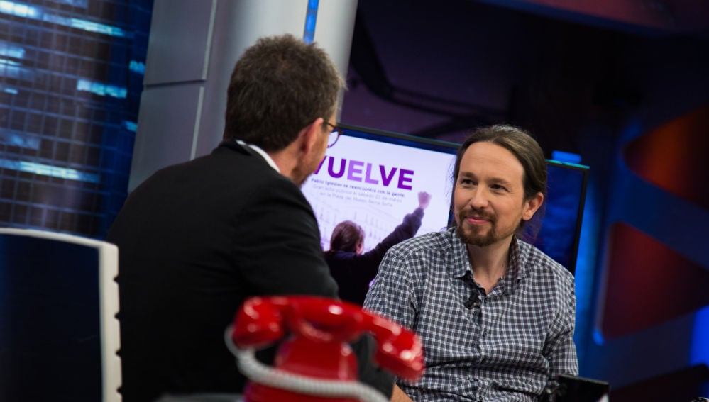 """Pablo Iglesias: """"Lo de Íñigo Errejón fue un tema duro pero tenemos que hacernos mayorcitos"""""""