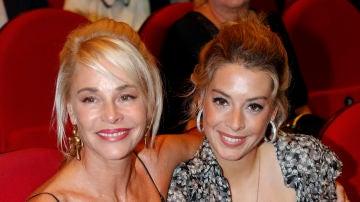 Belén Rueda junto a su hija Belén Écija