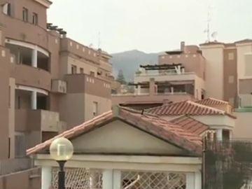 La urbanización de Torremolinos okupada