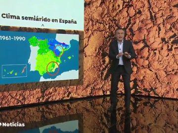 España, uno de los países del mundo más amenazados por la sequía