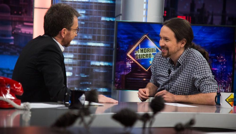 """Pablo Iglesias: """"La feminización de los espacios de poder es una realidad y es bueno"""""""