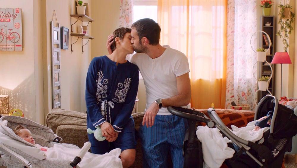 Carmen acepta al hijo de Gotzone por su amor a Iñaki