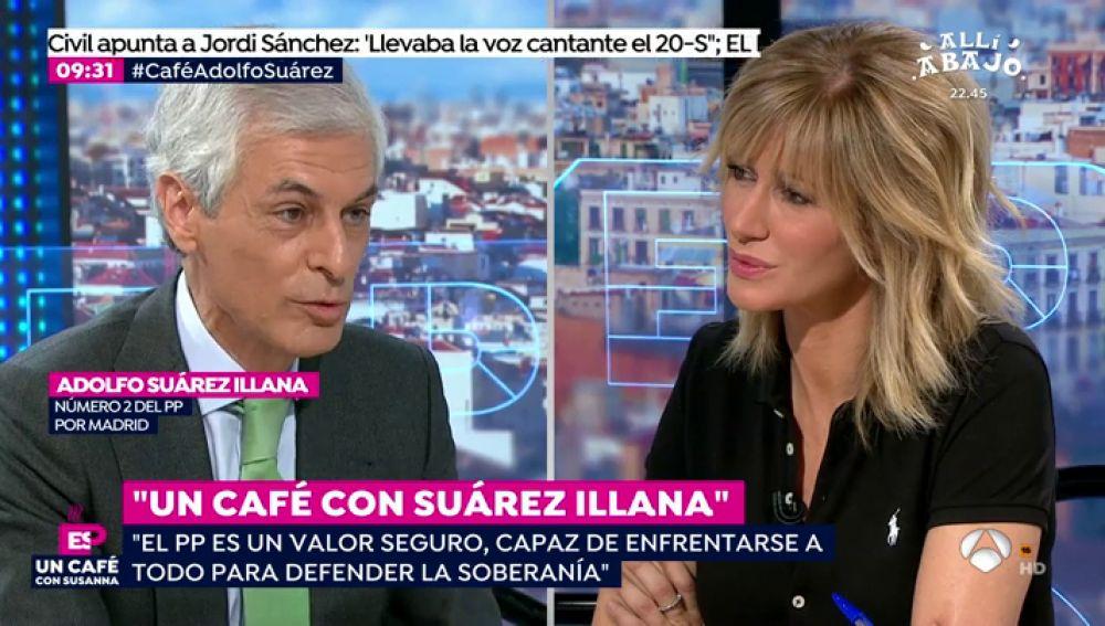Adolfo Suarez Illana