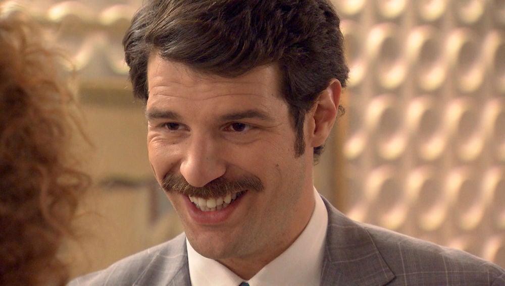 """Carlos a Natalia: """"Ahora mismo te comería enterita"""""""
