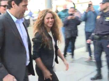 """Shakira declara por la demanda de plagio de la canción """"La Bicicleta"""""""