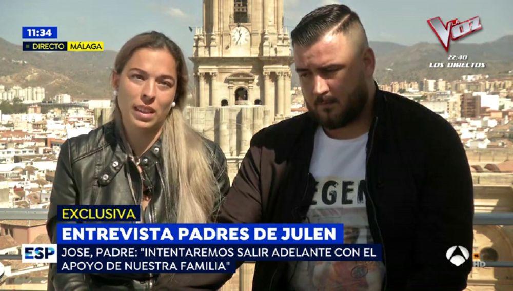 """La madre de Julen desmiente que esté embarazada: """"Lo estoy buscando porque le prometía a Julen un hermanito y se lo voy a dar"""""""