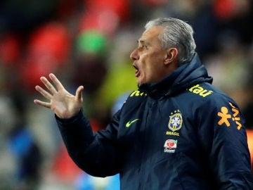 Tite, seleccionador de Brasil