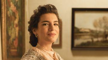 Patricia Ponce de León es María Elena Casado de Brey