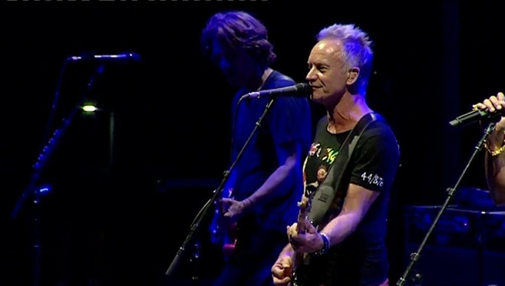 El cantante Sting se suma a la lista de famosos en contra del Brexit