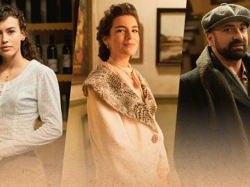 Nuevos personajes en Puente Viejo