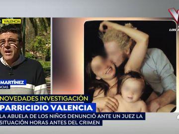 La abuela de los niños asesinados en Godella denunció a su hija horas antes del crimen en el juzgado