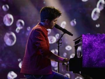VÍDEO: Javier Erro canta 'California Dreamin' en los Directos de 'La Voz'