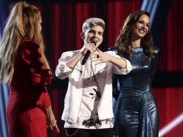 """VÍDEO: Un emocionado Marlo se despide de 'La Voz': """"Me queda un camino largo"""""""