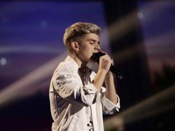 VÍDEO: Marlo canta 'I don't wanna miss a thing' en los Directos de 'La Voz'