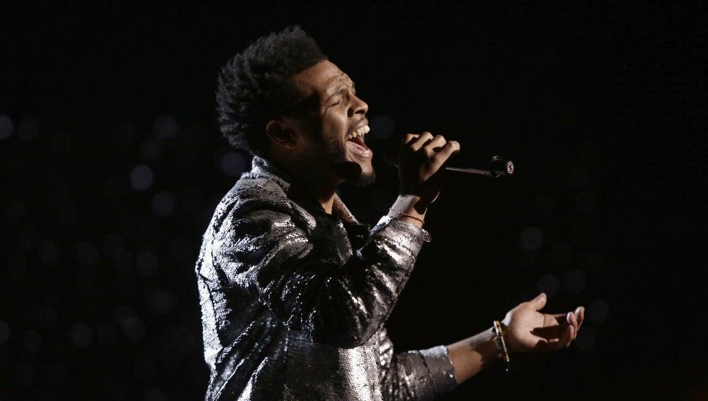 Marcelino Damion canta 'Killing me softly' en los Directos de 'La Voz'