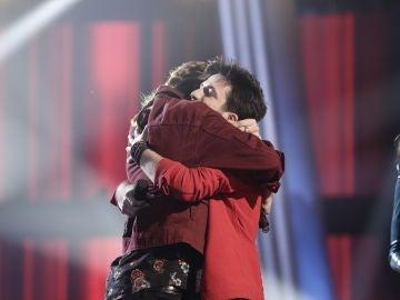 VÍDEO: Andrés Martín se convierte en semifinalista de 'La Voz'