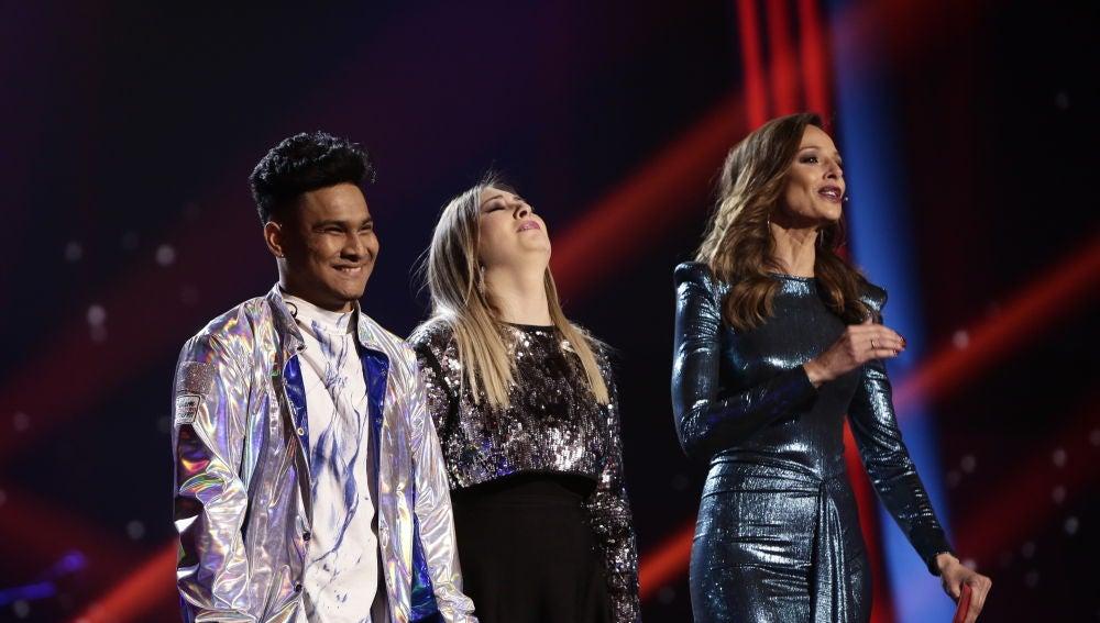 VÍDEO: María Espinosa se convierte en semifinalista