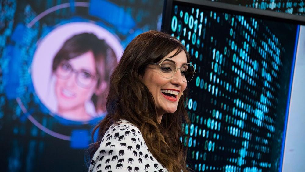 Ana Morgade trae a 'El Hormiguero 3.0' la primera dieta que funciona gracias a unos manguitos