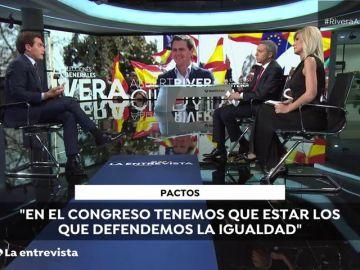 Los titulares de Albert Rivera en Antena 3 Noticias