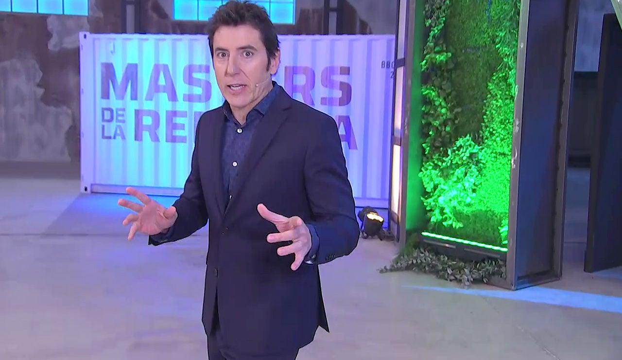 Manel Fuentes presentará Masters de la reforma