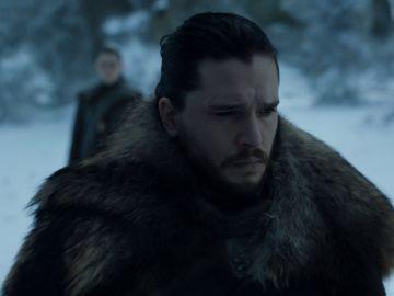 Jon Snow y Arya Stark se reencuentran en el nuevo avance de 'Juego de Tronos'