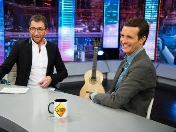 Pablo Casado revela en 'El Hormiguero 3.0' quiénes son sus referentes políticos