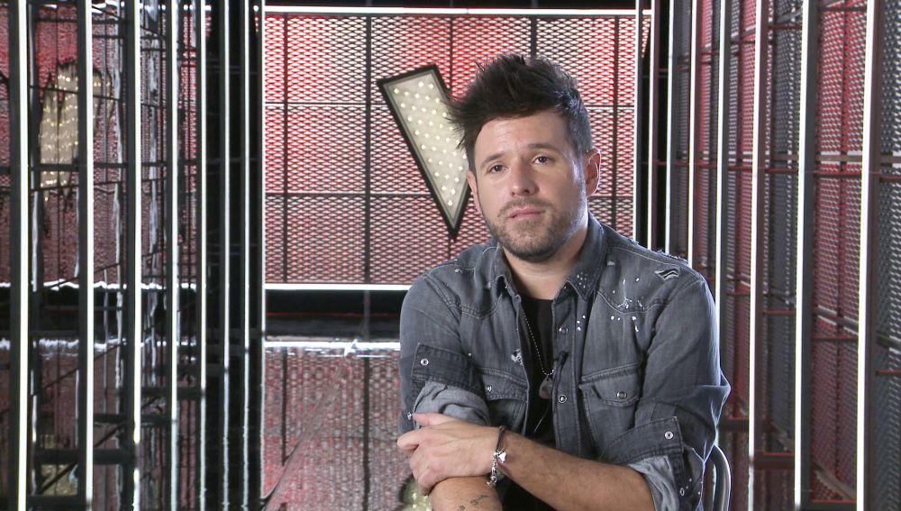 """Vídeo: Pablo López: """"Lo más importante para una semifinal de 'La Voz' es no tener prejuicios"""""""