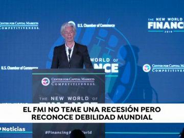 La economía mundial pierde fuerza debido al 'brexit' y a la guerra comercial de Estados Unidos, según el Fondo Monetario Internacional