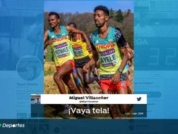 ¿Realmente tienen 18 años? Incredulidad por la supuesta edad de dos etíopes en el Mundial sub-20 de cross