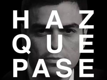 """El PP versiona el lema del PSOE: """"Haz que pase... y no vuelva"""""""