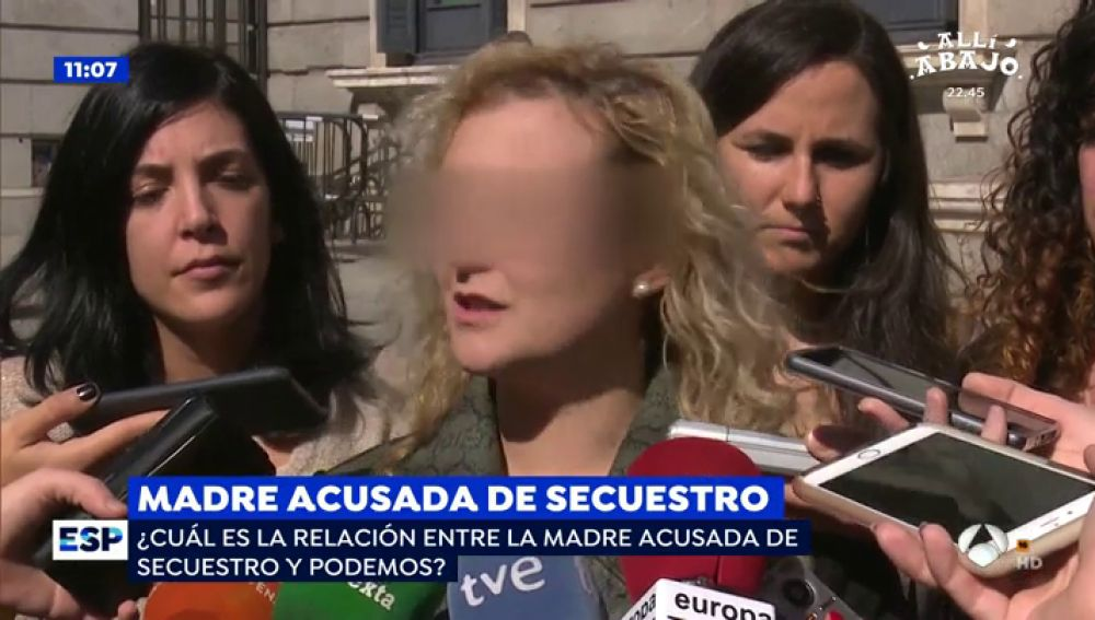 El perfil de María Sevilla.