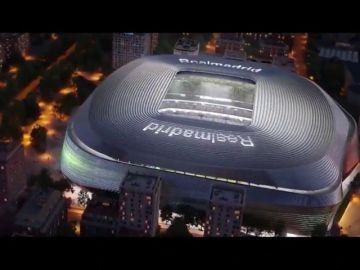 Impresionante: así será el nuevo Santiago Bernabéu con cubierta retráctil