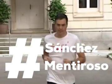 Vídeo de campaña del PP contra Sánchez