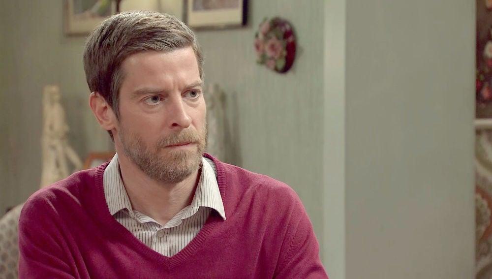 """Marcelino se opone a que Amelia viva con ellos:""""Amelia es una mala influencia para Luisita"""""""